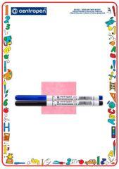 Oboustranně stíratelné tabulky Centropen - 7769 / formát A4