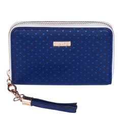 Karton P+P Oxy Lady 8-28319 Blue triangels peněženka dámská malá