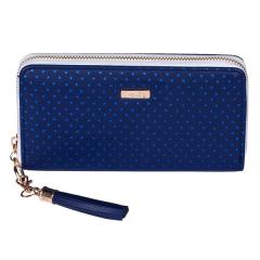 Karton P+P Oxy Lady 8-28719 Blue triangels peněženka dámská velká
