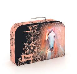 Školní kufřík - Kůň hnědý