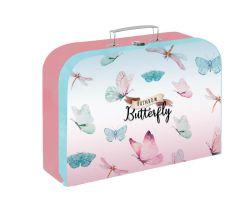 Školní kufřík - Motýl