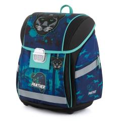 Školní batoh PREMIUM LIGHT / Panter / pro děti od 121 cm
