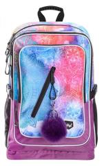 Školní batoh Cubic - Mandala