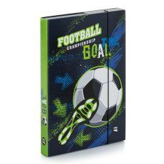 Box na sešity A4 - Fotbal