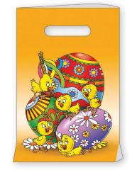 Velikonoční tašky - M / 29,5 x 32 x 8 cm / mix motivů