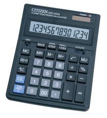 Citizen SDC 554S stolní kalkulačka displej 14 míst