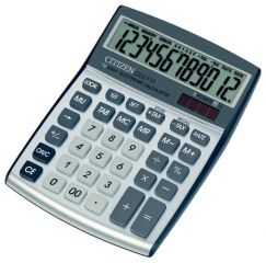 Citizen CDC-112 stolní kalkulačka displej 12 míst