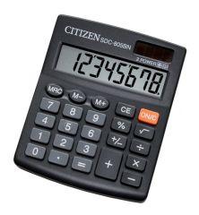 Citizen SDC-805BN stolní kalkulačka displej 8 míst