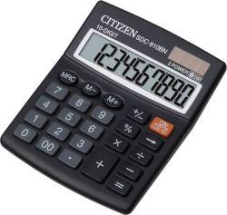 Citizen SDC 810BN stolní kalkulačka displej 10 míst