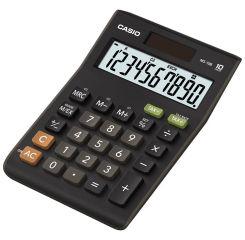 Casio MS 10 B S stolní kalkulačka displej 10 míst