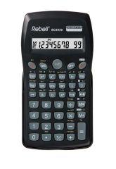 Rebell SC2030 vědecká kalkulačka displej 10 míst