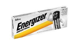 Baterie Energizer alkalické - baterie tužková AA / 10 ks Family pack