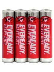 Baterie Everedy - baterie mikrotužková AAA / 4 ks