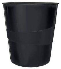 Koš odpadkový WOW - černá