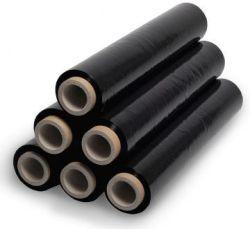 Fólie smršťovací - šíře 50 cm / 2,2 kg / síla 23 my / černá