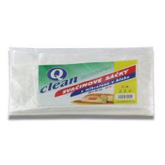 Q-Clean sáčky mikrotenové 250x330 mm 50 ks