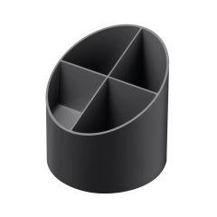 Stojánek na psací potřeby Herlitz GREENline - antracitová / tmavě šedá
