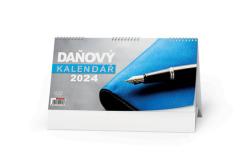 Kalendář stolní pracovní DAŇOVÝ - Daňový / BSC1