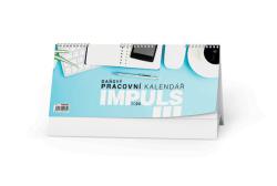 Kalendáře stolní pracovní IMPULS - Impuls III. / BSM3