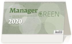 Kalednář stolní pracovní MANAGER GREEN - Manager Green / S58