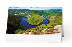 Kalendář stolní Z TOULEK - BSH2