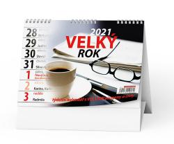 Kalendář stolní VELKÝ ROK / BSF0