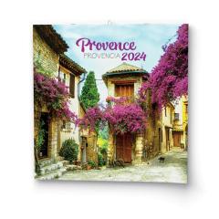 Kalendář nástěnný - Provence / BNL5