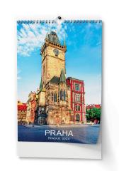 Kalendář nástěnný - Praha / BNK1
