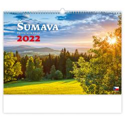 Kalendář nástěnný - Šumava / N115