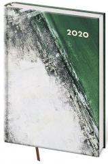 Diáře VARIO A5 - denní / green