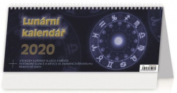 Kalendář stolní LUNÁRNÍ - Lunární / S18
