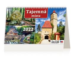 Helma 365 2021 Technické památky ČR - stolní kalendář S26