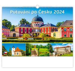 Kalendáře nástěnné - Putování po Česku / N108