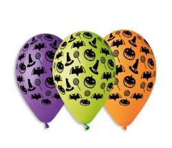 Nafukovací balónky - 30 cm / 100 ks / Halloween