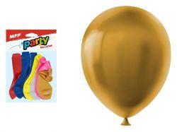 MFP nafukovací balonky vel. M 12ks metal
