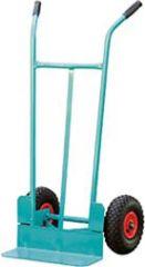 Rudl modrý -  plná kola / nosnost 250 kg