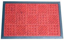 Ekonomické rohože - 40 x 60 / červená