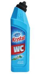 Krystal WC modrý gel 750 ml