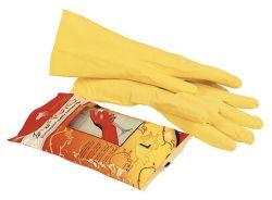 Gumové ochranné rukavice velikost L