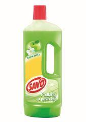 Savo na podlahy a povrchy - 750 ml / vůně zelené jablko