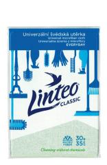 Linteo Classic švédska utěrka z mikrovlákna 30 x 35 cm