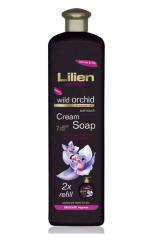 Lilien tekuté mýdlo náplň - orchid / 1000 ml