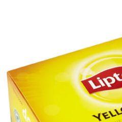 Čaj Lipton Yellow Label - 100 sáčků
