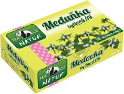Čaj Panda Natur - Meduňka