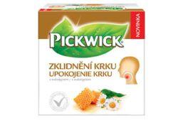 Čaj Pickwick FUNKČNÍ - Zklidnění krku s eukalyptem