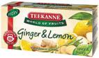 Čaj ovocný - Ginger & Lemone