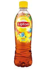 Nápoje Lipton - Ice Tea Peach / 0,5 l