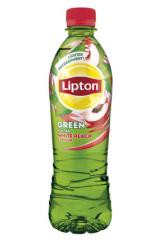 Nápoje Lipton - Ice Tea White Peach / 0,5 l