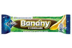 Banány v čokoládě - 50 g