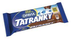 Tatranky - čokoládové